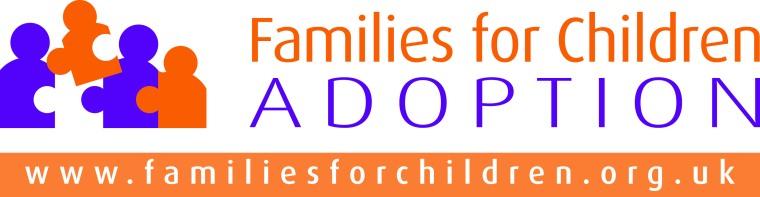 Families for Children logo with web